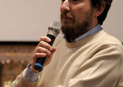 Dott. Angelo Loda, Funzionario incaricato, Soprintendenza per le Belle Arti e il Paesaggio di Brescia e Bergamo