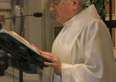 Mons. Mario Piccinelli