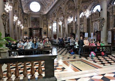 Pellegrinaggio Parrocchie Niardo-Braone (Brescia)