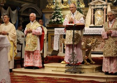 Solenne Pontificale presieduto dal Vescovo S.E. Mons. Luciano Monari