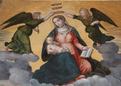 L'antica Immagine della Madonna delle Grazie