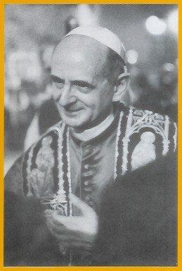Beato Papa Paolo VI