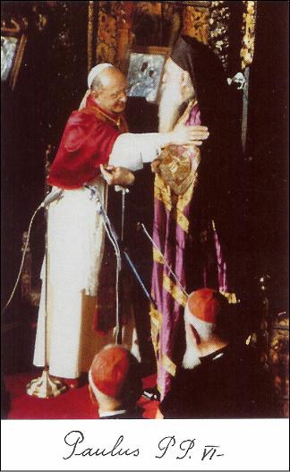 Beato Papa Paolo VI Preghiera per l'unità dei cristiani