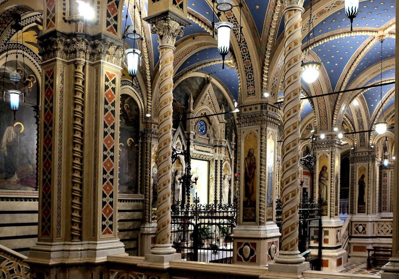 Santuario Basilica Santa Maria delle Grazie Brescia - Chiostro