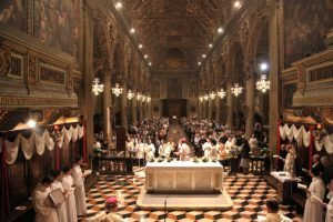 Il Santuario delle Grazie Sede diocesana della Causa di beatificazione del Servo di Dio Papa Paolo VI