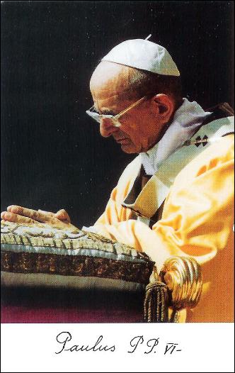Beato Papa Paolo VI Preghiera per i sacerdoti