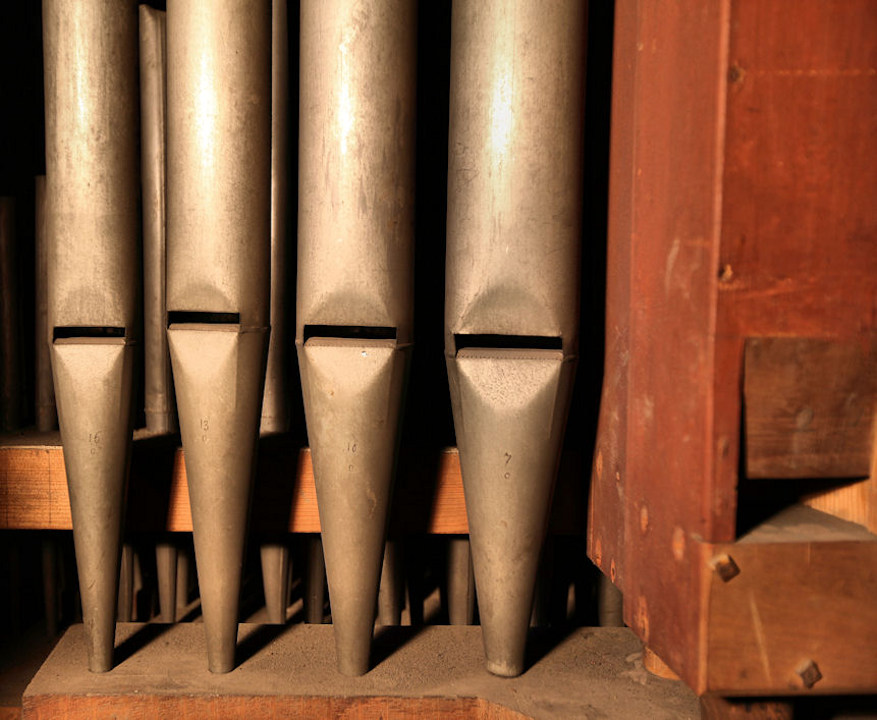 Principale del II organo