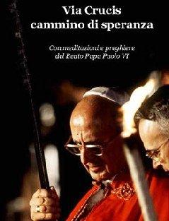 Copertina sussidio: Paolo - Via Crucis cammino di speranza