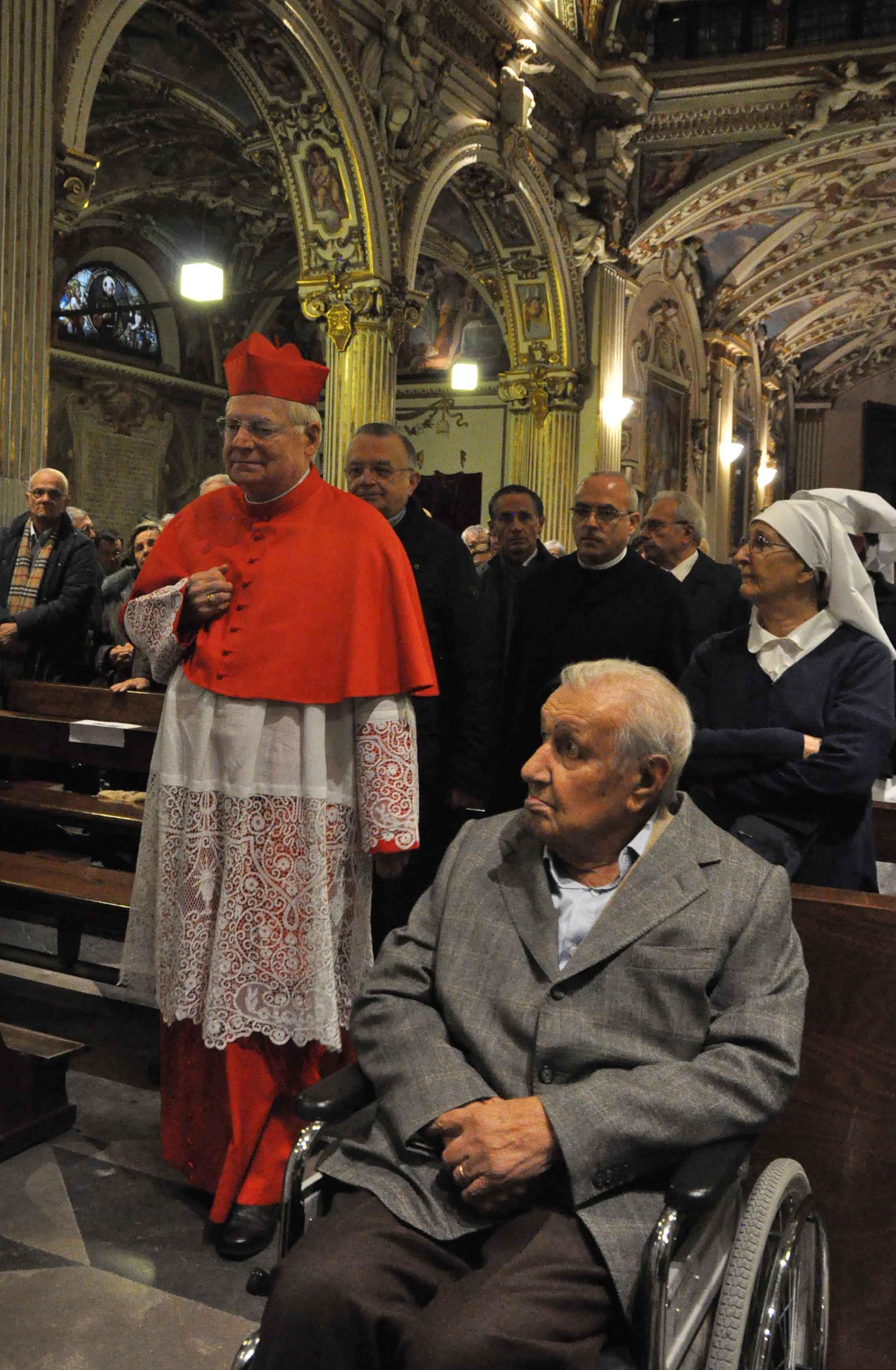 Card. Scola Messa Solenne in onore del B. Paolo VI