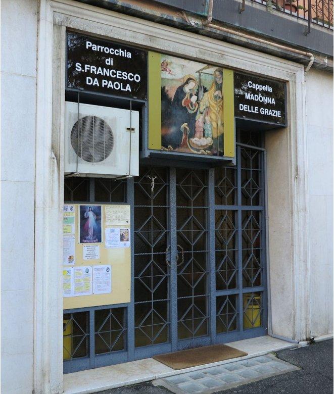 """Cappella """"Madonna delle Grazie"""""""