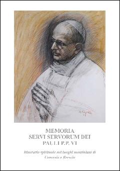 Copertina sussidio: Memoria servi servorum Dei Pauli P.P. VI