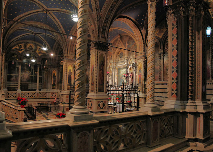 Santuario Basilica Santa Maria delle Grazie Brescia - Le sanctuaire