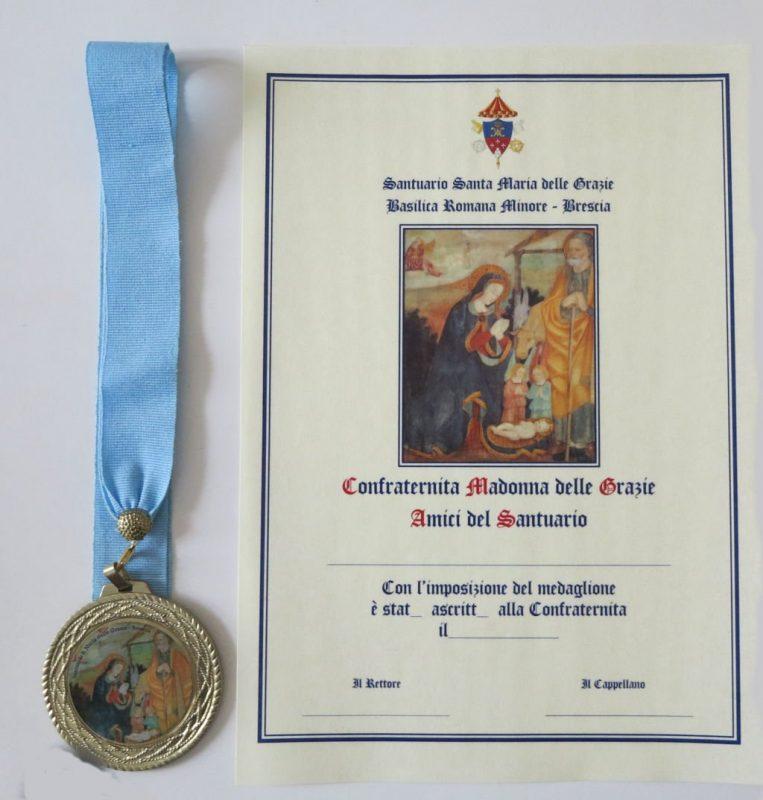 Confraternita Amici del Santuario delle Grazie Brescia